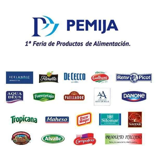 Feria de alimentos Pemija
