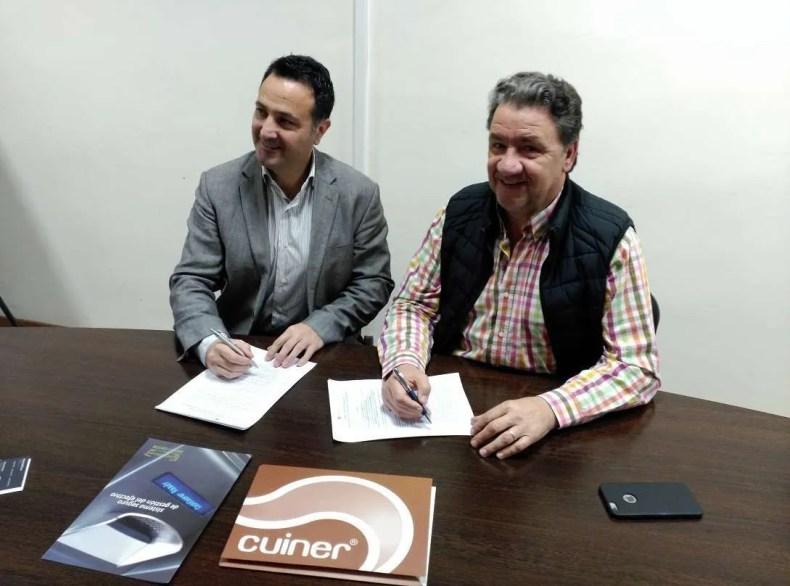 Cuiner, nuevo patrocinador de ASCAIB