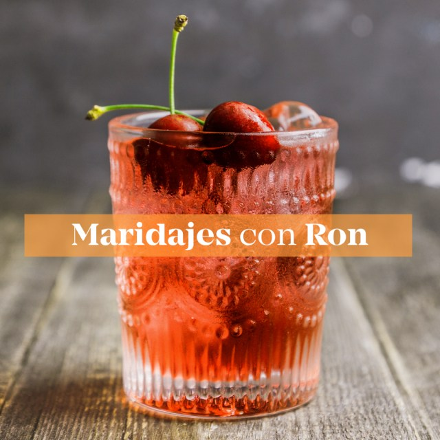 maridajes ron guru of spirits