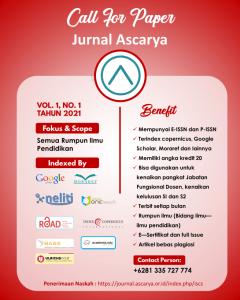 call for paper jurnal