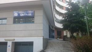 Fachada Lateral Academia