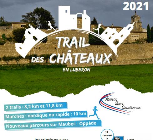 Teaser Trail des Chateaux 2021