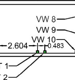 live load testing and long term monitoring of the varina enon bridge investigating thermal distress journal of bridge engineering vol 23 no 3 [ 1823 x 544 Pixel ]