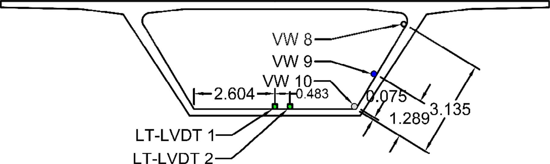 hight resolution of live load testing and long term monitoring of the varina enon bridge investigating thermal distress journal of bridge engineering vol 23 no 3