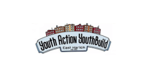 Youth Action YouthBuild logo.