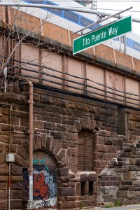 Park Ave Viaduct Original Staircase