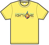 Yellow Team Shirt Design