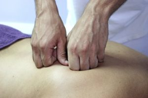 We provide manual therapy with a hands on approach