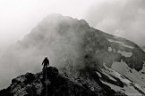 Pic des Trois Conseillers (3.039 m). Macizo del Néouvielle