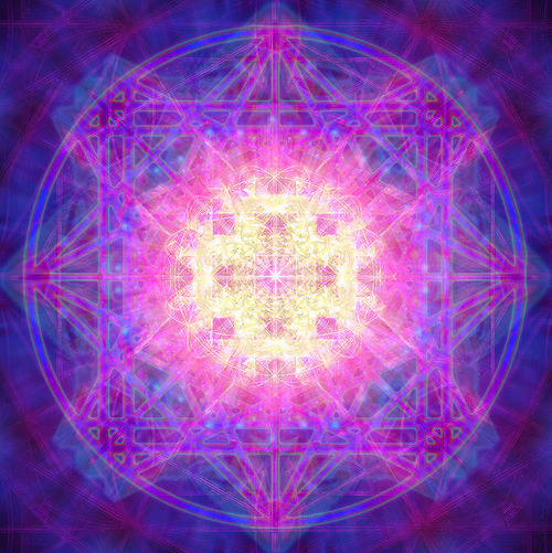 Cosmic Cube Matrix Ascension Glossary