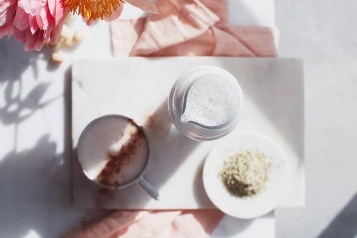 Hemp & Macadamia Milk