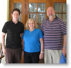 pilgrims on a mission to Tanzania