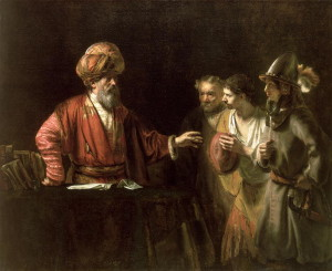 The Unmerciful Servant by Willem Drost