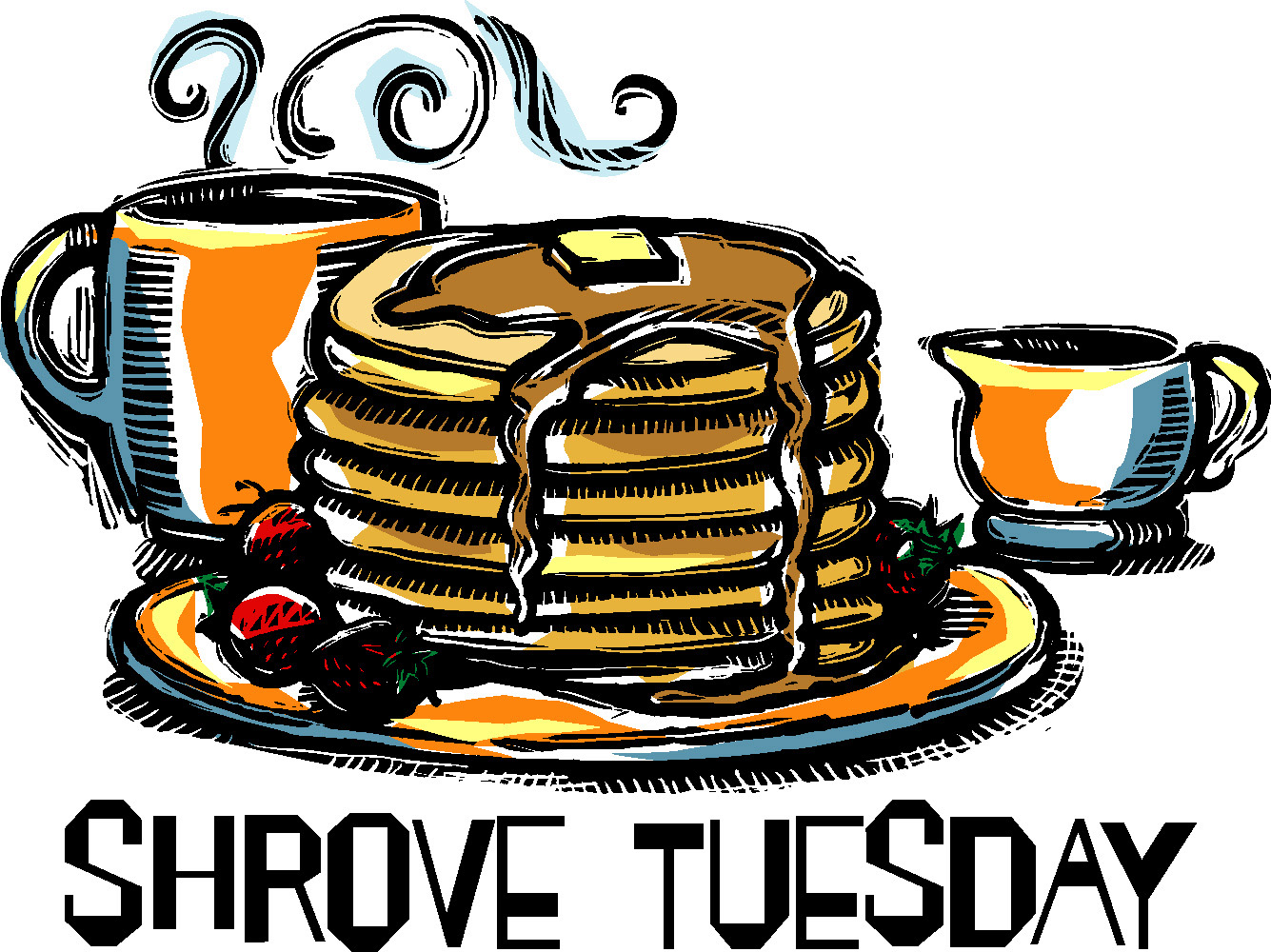 Image result for shrove tuesday pancake supper