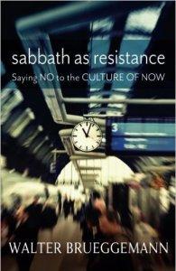 Book cover: Sabbath as Resistance