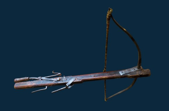 Types of Bows - ancient crossbow
