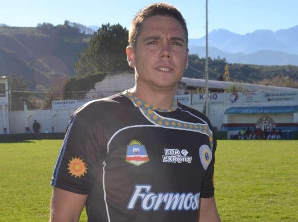 Ascenso Del Interior · Lucas Acevedo Llega A Sportivo Patria