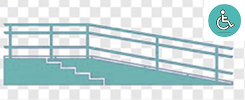 Normativa en rampas sillas de ruedas  Ascensoresymscom