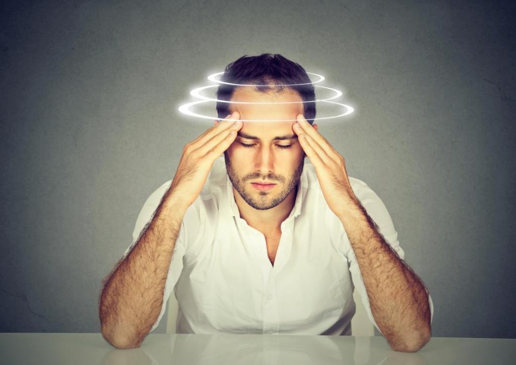 The Brain On Dizzy: Dizziness, Vertigo & How To Fix It