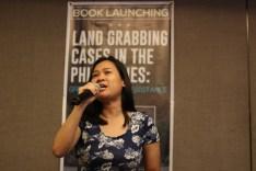 """Ms. Angeli Mercado sings """"Buhay at Bukid."""""""