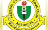 FCE Abeokuta NCE Online Registration Procedure