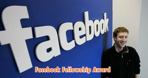 Facebook Scholarship Award