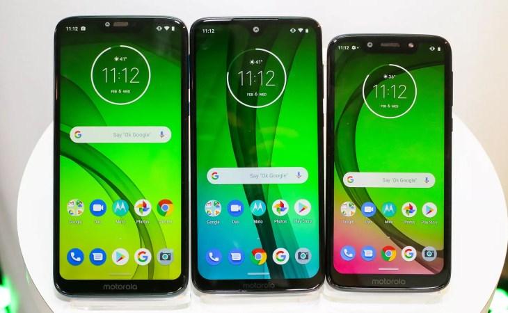 Motor G7 Smartphone