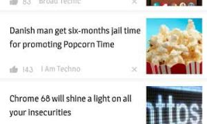 How To Make Your Website Appear In Opera Mini News Feeds 1