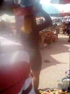 "[Paris Diamond] I prefer doing this than sleeping with men for money""- 19-year-old Mass Commuication student who hawks satchet water in Owerri says (photos) 3"