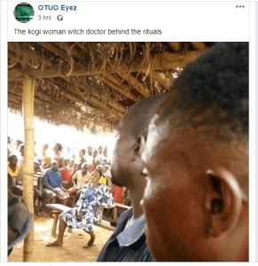 Two alleged yahoo boys, native doctor, kidnapper burnt alive in Edo State for allegedly killing 17-year-old girl (graphic photos) 6