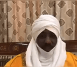 Sanusi breaks his silence after dethronement as Emir of Kano (video) 1