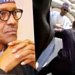 Angry Hausa Man Attacks President Buhari in Kebbi State (video) 5
