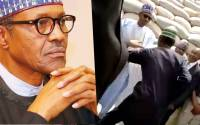Angry Hausa Man Attacks President Buhari in Kebbi State (video) 6
