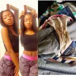 """""""My girlfriend is very dirty, she finds it hard to wash her undies"""" – Nigerian man exposes his girlfriend 2"""