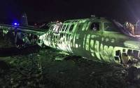 (Video) Plane evacuating Coronavirus Patients from Philippine Crashes, All dead (video) 1
