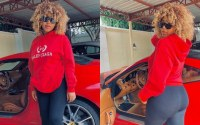 """I'm putting on grown woman's weight staying in the house"" – Regina Daniels flaunts her new hot body (Photos) 2"