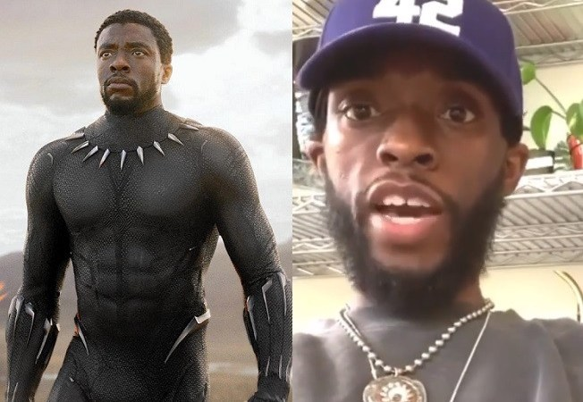 (VIDEO) Black Panther fans are worried about Chadwick Boseman's dramatic weight loss (Video) 1