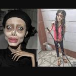 Angelina Jolie 'lookalike' Sahar Tabar is on a ventilator after contracting Coronavirus in prison 1