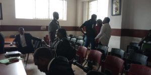 """(video + photos)""""We are guilty,"""" Funke Akindele and husband tell court"""