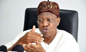 Behave yourselves or lockdown'll be extended, minister warns Nigerians