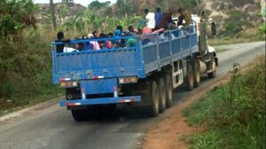 COVID-19: Niger State send back trailer filled with Lagos returnees