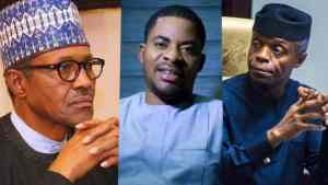 Where is Buhari and Osinbajo? they should come out or Resign! – Adeyanju
