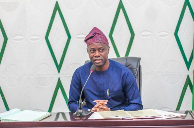 Oyo State Governor, Seyi Makinde has recovered fully and tested negative for Coronavirus. 1