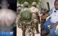Coronavirus lockdown: NTA staff allegedly brutalized by soldiers in Ondo 1