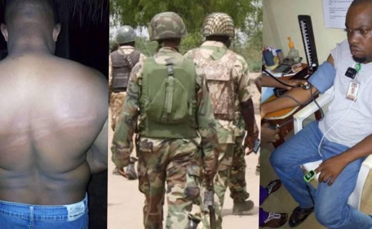 Coronavirus lockdown: NTA staff allegedly brutalized by soldiers in Ondo 2