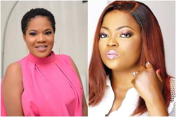 'I'm not trying to take advantage of a bad situation' – Toyin Abraham speaks on replacing Funke Akindele as NCDC Ambassador 1