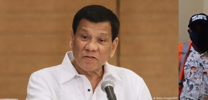 """I will send you to the grave""""- Philippine President Duterte tells police to shoot dead lockdown troublemakers 1"""