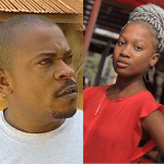 Victor Osuagwu's grown daughter goes viral after she shares a tweet identifying the veteran actor as her father (photos)