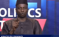 NCDC should stop defrauding this country, they have an agenda to spread COVID-19 to all states- Kogi Commissioner for Information, Kingsley Fanwo (video)