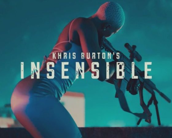 """The First Teaser for Khris Burton's Nollywood Short Film """"Insensible"""" is Here 